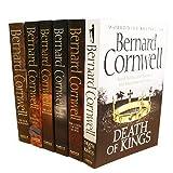 Bernard Cornwell Warrior Chronicles Series 6 Books Set Collection Pack (Death...