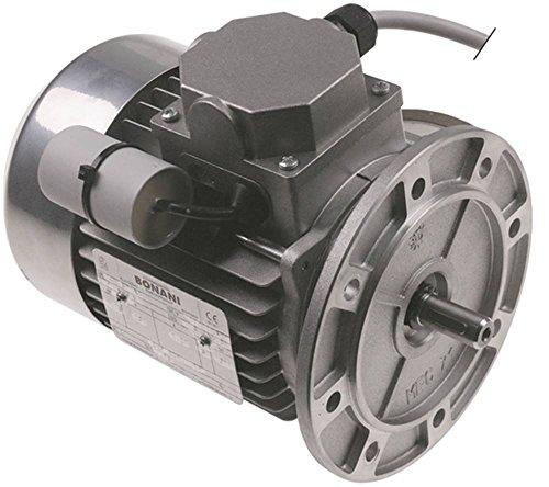 MOTORI ELETTRICI DN90S2/4 Motor für Teigknetmaschine Fimar IM25C, IM25F, IM25S, IM25E 400V 1/1,4kW 1400/2800U/min 50Hz 3 -phasig