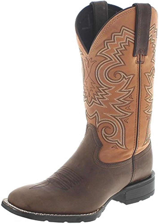 Durango Boots Mustang DDB0082 Dark Brown Peanut/Herren Westernreitstiefel Braun/Westernstiefel/Herrenstiefel DunkelbraunBoots Westernreitstiefel Westernstiefel Herrenstiefel Dunkelbraun