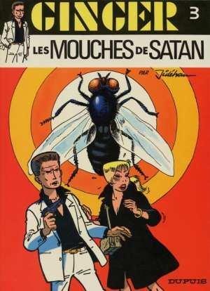 Ginger, tome 3 : Les mouches de Satan