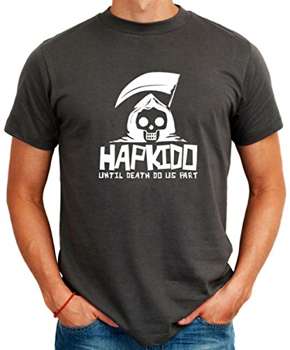 Camiseta Hapkido UNTIL DEATH SEPARATE US