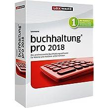 Lexware buchhaltung 2018 pro-Version Minibox (Jahreslizenz) / Einfache Buchhaltungs-Software für Freiberufler, Handwerker, kleine & mittlere Unternehmen / Kompatibel mit Windows 7 oder aktueller