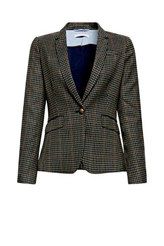 ESPRIT, Blazer Donna Multicolore (Pale Khaki 265)