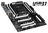 MSI X99A Sli Krait Edition USB 3.1 Motherboard