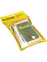 Henselite Grippo Cire avec manchon et chiffon pour gazon Bols Kit de polissage