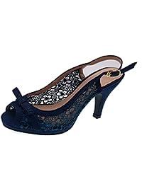 Scarpe Estive Donna,Scarpe Eleganti,Scarpe Sneaker,Scarpe Sportive,Yanhoo?Vintage Donna Rivetti Traspiranti Open Toe