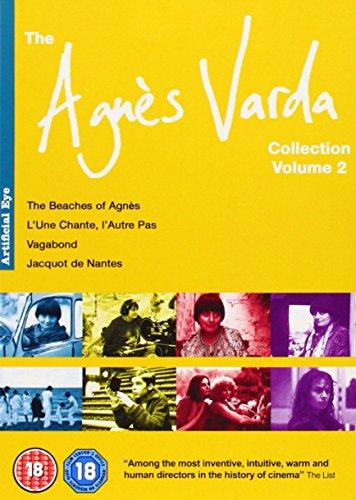 Bild von Agnès Varda Collection, Vol. 2: The Beaches of Agnes / Jacquot de Nantes / L'une chante, l'autre pas / Vagabond [UK Import] [4 DVDs] [UK Import]