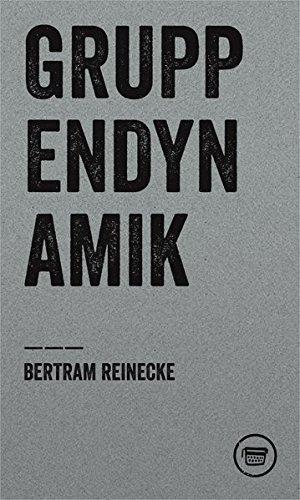 Gruppendynamik: Literaturprozesse am Beispiel von Lyrikwerkstätten (Edition Poeticon, Band 2)