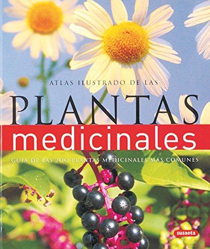 Plantas Medicinales (atlas ilustrado) por Equipo Susaeta