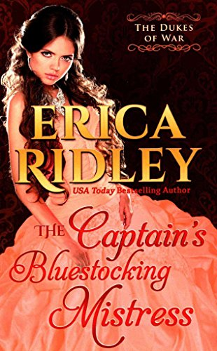 [(The Captain's Bluestocking Mistress)] [By (author) Erica Ridley] published on (February, 2015)