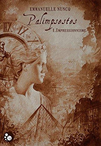 Palimpsestes, 1: Impressionnisme (Black Steam) par Emmanuelle Nuncq