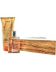 Yardley Coffret Cadeau Eau de Toilette Homme Citrus/Wood 50 ml + Gel Douche 200 ml