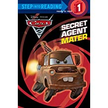 Secret Agent Mater (Step Into Reading - Level 1 - Quality)