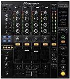 Pioneer DJM-800 4-Kanal Performance Mixer, schwarz