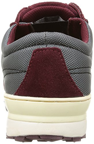 Levi's Ny Runner, Sneakers Basses homme Rouge (Dark Bordeaux 84)