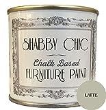Shabby Chic Chalk Based Furniture Paint 125ml (Latte)
