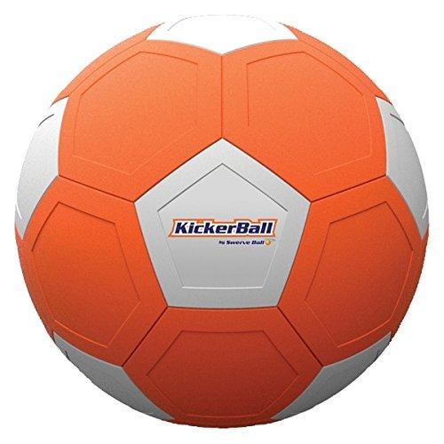 KICKERBALL - ¡El Balón con efecto! Se desvía, marca una trayectoria curva, ¡Te hace chutar como un profesional!