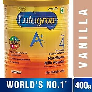 Enfagrow A+ Nutritional Milk Powder (2 years and above): 400 g (Vanilla)