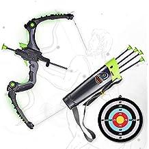 c45b9eadf SainSmart Jr. Flecha y Arco Niños Tiro con Arco Juegos con 5 Flechas de Tiro