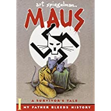 Maus I & II Paperback Box Set: A Survivor's Tale - My Father Bleeds History/Here My Troubles Began