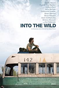 Poster into the wild emile hirsch-ü poster