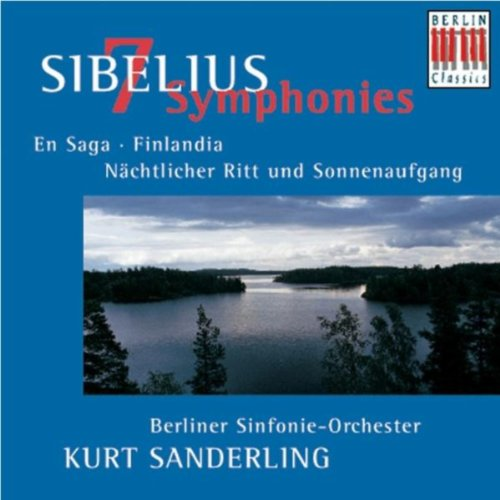 Sibelius: Symphonies nos. 1-7,...