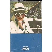 Elton John Greatest Hits (UK Import) [Musikkassette]