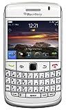 Blackberry Bold 9780 Smartphone (QWERTZ Tastatur, 6.2 cm (2.44 Zoll) Display, HSDPA, WiFi, 5MP Kamera, 2GB Speicherkarte) weiß