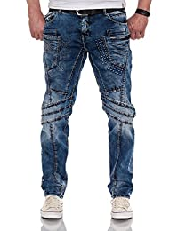 Cipo & Baxx - Jeans - Homme Bleu bleu