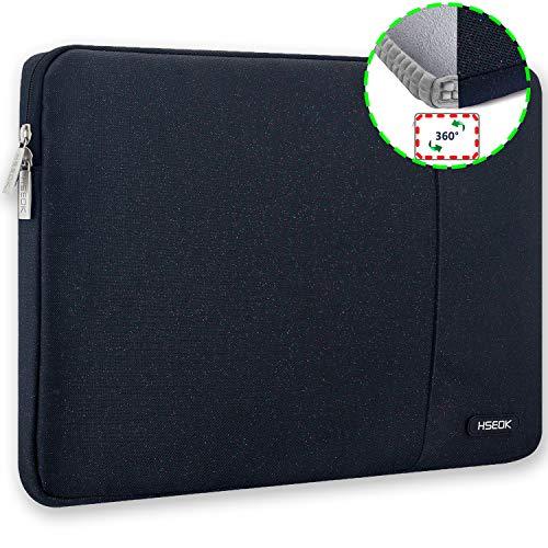 HSEOK 15,6 Zoll Laptop Hülle Tasche,Stoßfeste Wasserdicht PC Sleeve kompatibel mit die meisten 15,6 Zoll Laptops Dell/HP/Lenovo/Acer/Ausu,Bunt (Macbook Zoll Case 15 Pro Travel)
