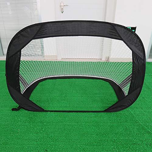 Faltbare Fußball Tür Multifunktionale Strand Einfache Tragbare Outdoor Kinder Sport Ziel,Black