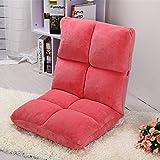 Private home textiles Tatami Floor Stuhl,Sofa Lazy Folding Sofa Couch-Betten Lounge Chair liegestuhl Multifunktion waschbar-G