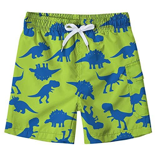 Traje de baño Pantalones Cortos de natación Niños Pantalones de Dinosaurio de Tronco de natación...