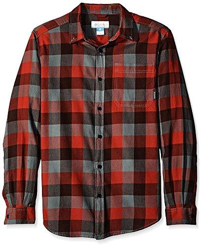 Columbia Herren Henley Shirt - Mehrfarbig - (Columbia Henley)