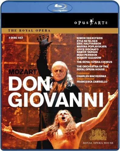 Don Giovanni, de Wolfgang Amadeus Mozart (Royal Opera House, Covent Garden 2008) [Blu-ray] [Import italien]