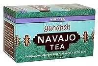 Yanabah Navajo Tea with Mint - Herbal Tea Caffeine Free