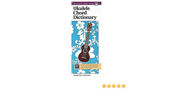 Buy Ukulele Chord Dictionary 0 Alfred Handy Guide Book Online At