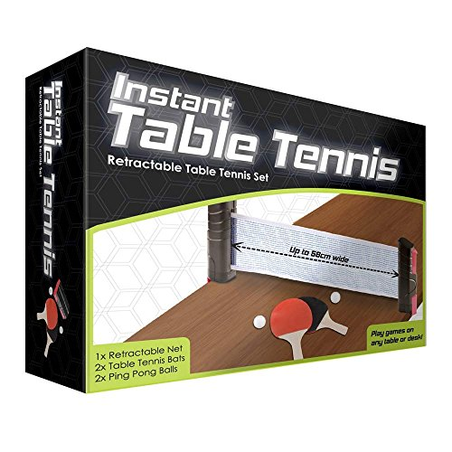 Instant - Retractable Table Tenn...