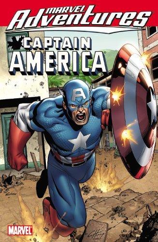 Marvel Adventures Avengers: Captain America by Scott Gray (2011-07-13)