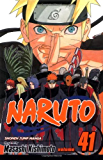Naruto, Vol. 41: Jiraiya's Decision (Naruto Graphic Novel)