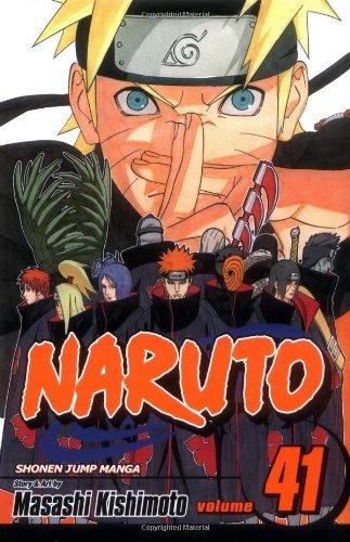 Naruto, Vol. 41: Jiraiyas Decision (Naruto Graphic Novel ...