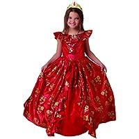 Elena de Avalor - Disfraz Premium infantil, L (Rubies Spain 640191-L)