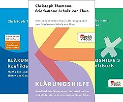 """Buch: Klärungshilfe – Reihe: """"Miteinander reden Praxis"""""""