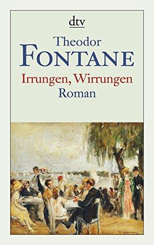 Buchseite und Rezensionen zu 'Irrungen, Wirrungen: Roman' von Theodor Fontane