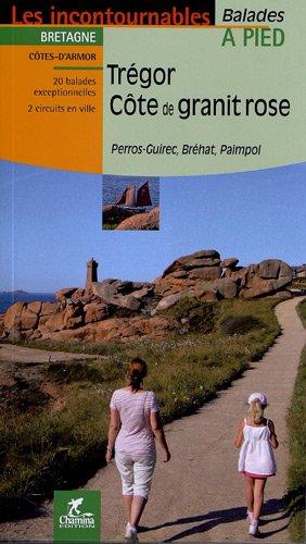 Trgor Cte de granit rose : Perros-Guirec, Brhat, Paimpol