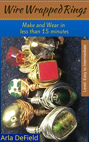 wire-wrapped-rings-make-and-wear-in-less-than-15-minutes-english-edition