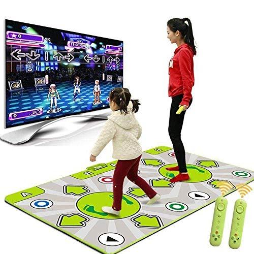 LJXiioo Doppelte, super Dicke Tanzdecke, Multifunktions-Tanz- und Somatic Sense Machine-TV mit doppeltem Verwendungszweck