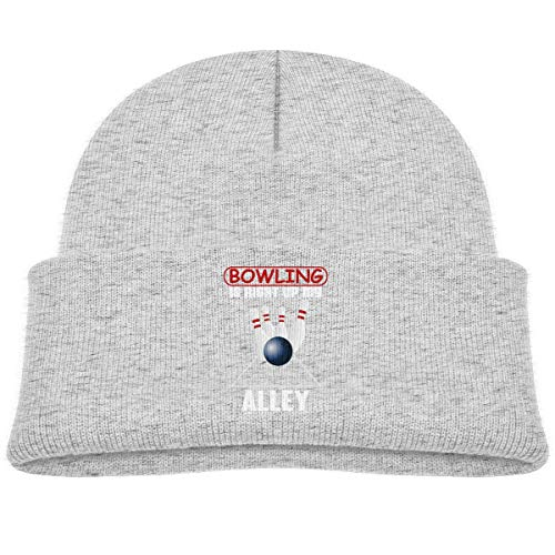 LLALUA Bowling is Right Up My Alley Beanie Caps Knit Hat Baby Boys Butterfly Beanie Baby