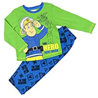 Fireman Sam Lovely Pyjamas Gift Ribbon Presentation 1.5-y