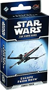 Star Wars Lcg: Escape from Hoth Force Pack